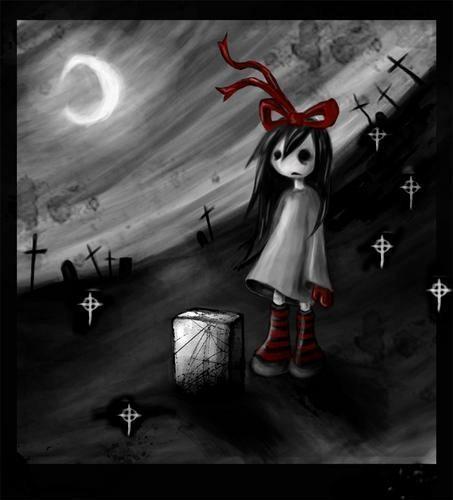 Emo wallpaper called goth/emo pics