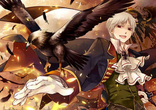 hetalia - axis powers prussia
