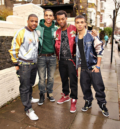 JLS wallpaper called jls