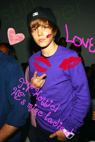 justin my one luv