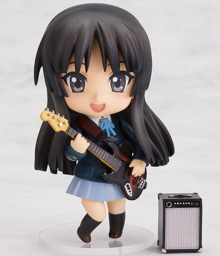 K-ON! wallpaper entitled k-on! figma dolls