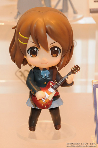 k-on! figma bambole