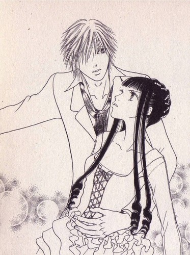 Kyohei and Sunako wallpaper called kyonako
