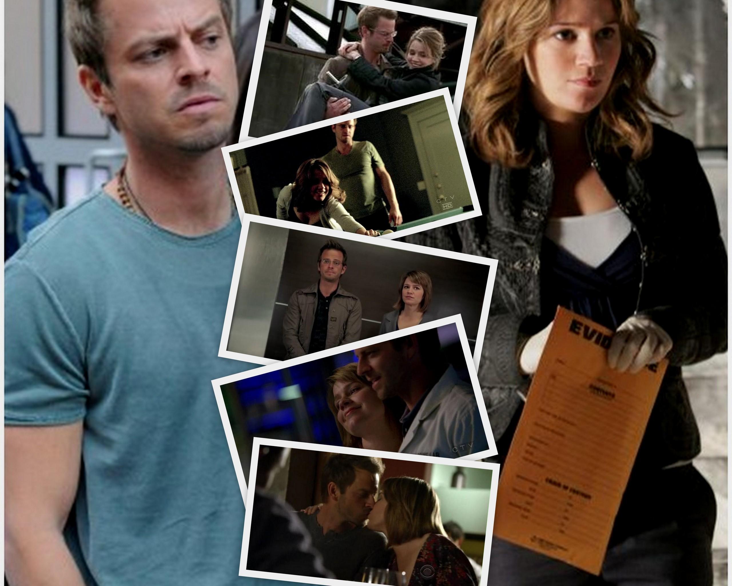 CSI NY Couples images lindsay and danny HD ...