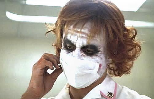 Nurse Joker - The Dark Knight | Joker costume, Dark knight