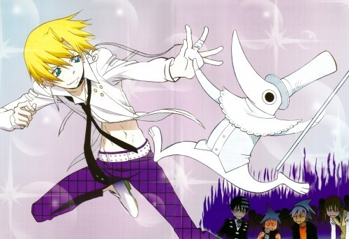 oh excalibur! - Soul Eater 500x342