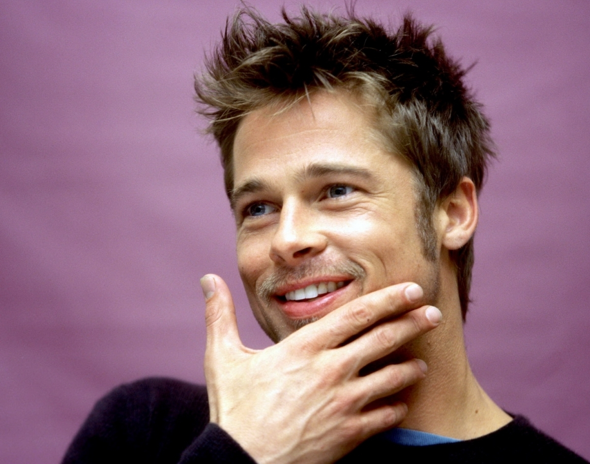 Brad Pitt images pitt HD wallpaper and background photos - Beard And Hairstyles