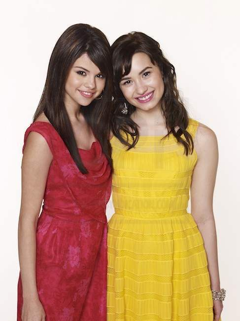 selena & demi - selena-gomez-and-demi-lovato photo