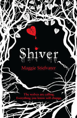 Books to Read wallpaper called shiver book cover