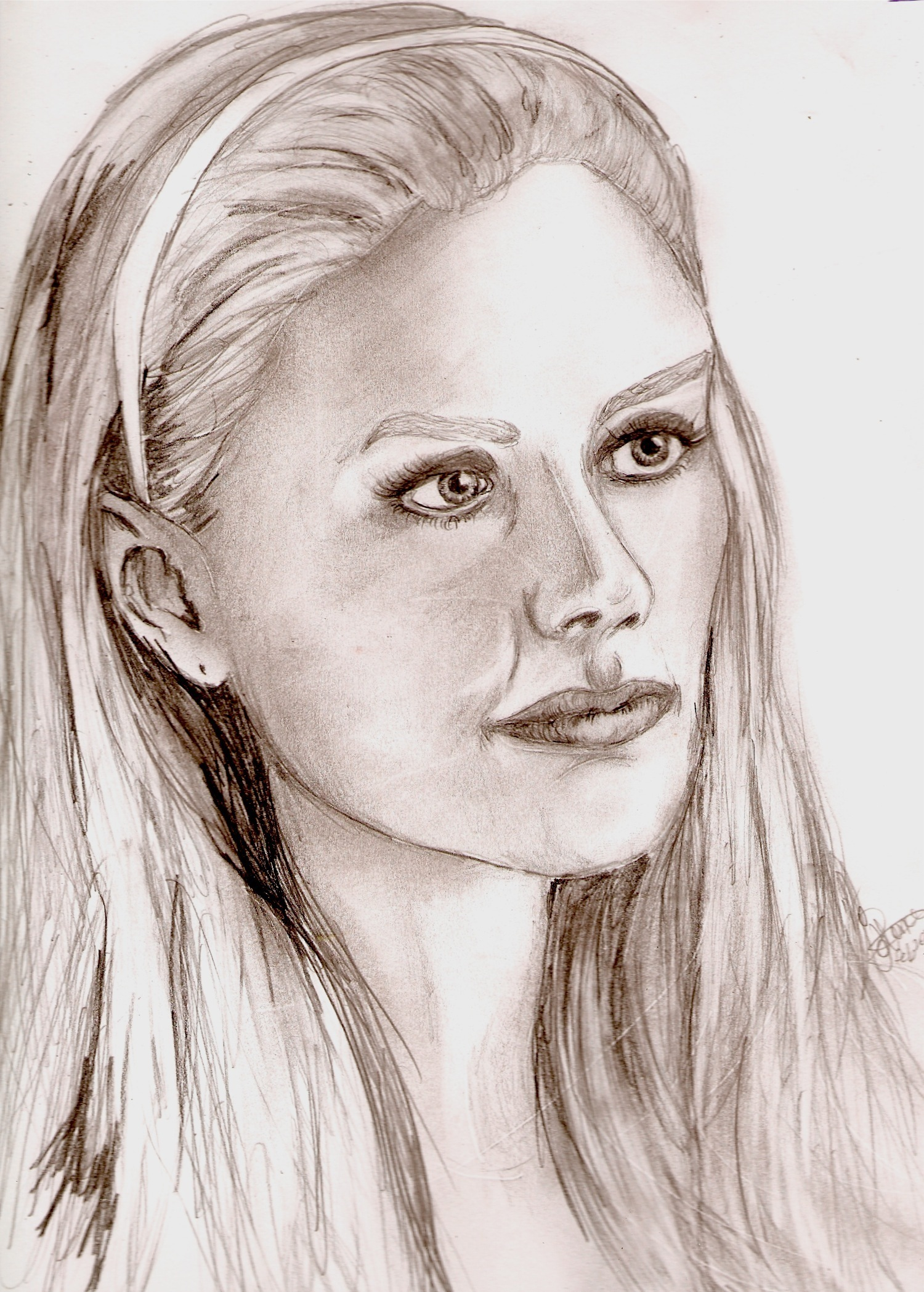 sookie drawing!