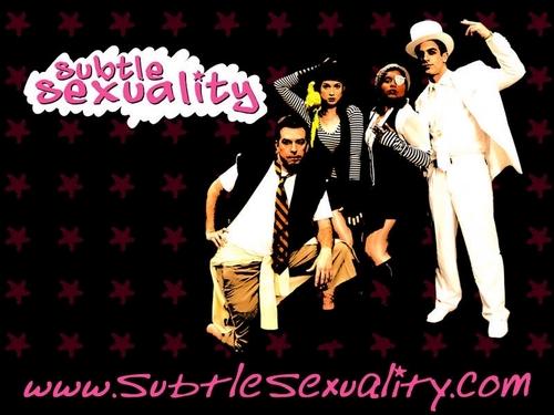 subtle sexuality Обои