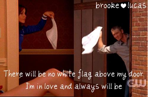 white flag -brucas