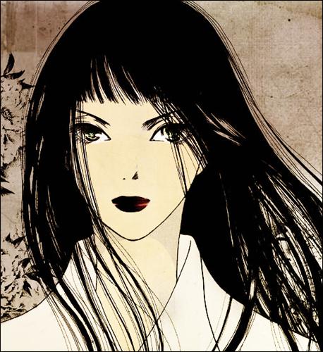 Yamato Nadeshiko Shichihenge karatasi la kupamba ukuta called yamanade