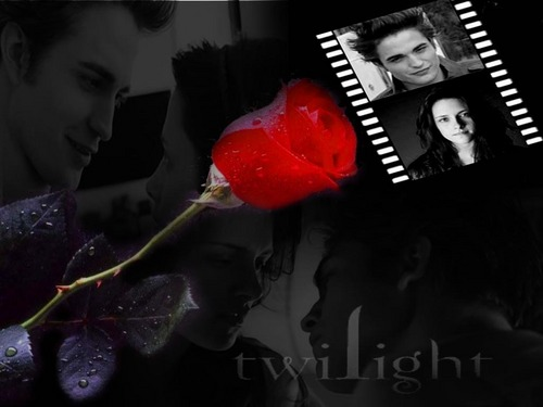 ♥ Happy Valentine's Day! Edward and Bella ♥ - twilight-series Wallpaper