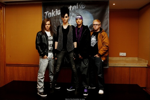 Interviews in Mexico City (November 2009)