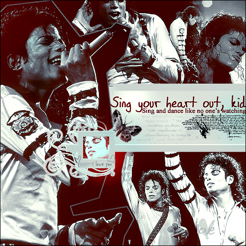 :)'' Michael........ I l'amour toi So Much!''