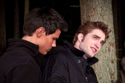 """New Moon"" Behind the Scenes"