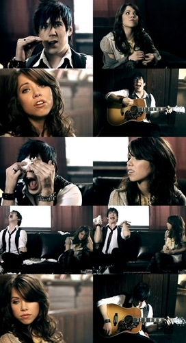 """Sour Candy"" -- Carly Rae Jepsen ft. Josh Ramsay -- muziek Video"