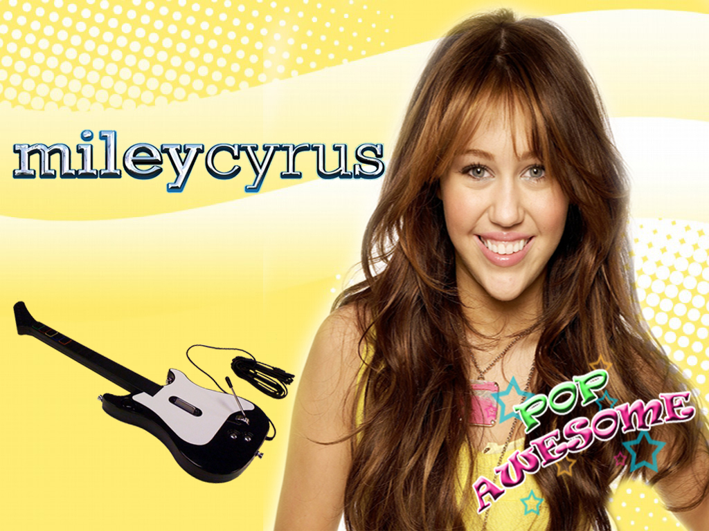"""""""miley cyrus""""-pop awesome """"EXCLUSIVE""""pics - hannah-montana wallpaper"""