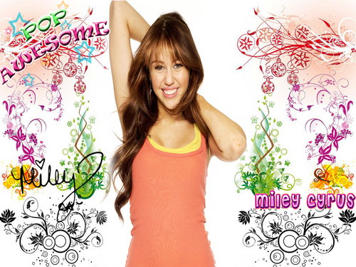 """miley cyrus""-pop awesome ""EXCLUSIVE""pics"