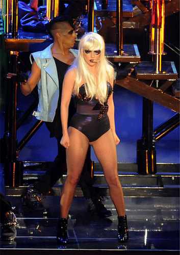 2/18/10 - LADY | GAGA: The Monster Ball Tour (Arena Version) In Manchester - lady-gaga Photo