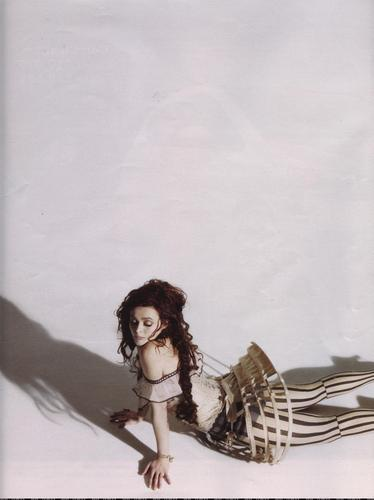 2010: Guardian Weekend shoot
