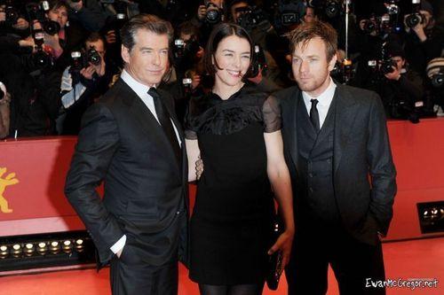 "60th Berlin Film Festival - ""The Ghost Writer"" Premiere - February 12, 2010"