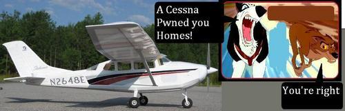 A Cessna pwned Balto