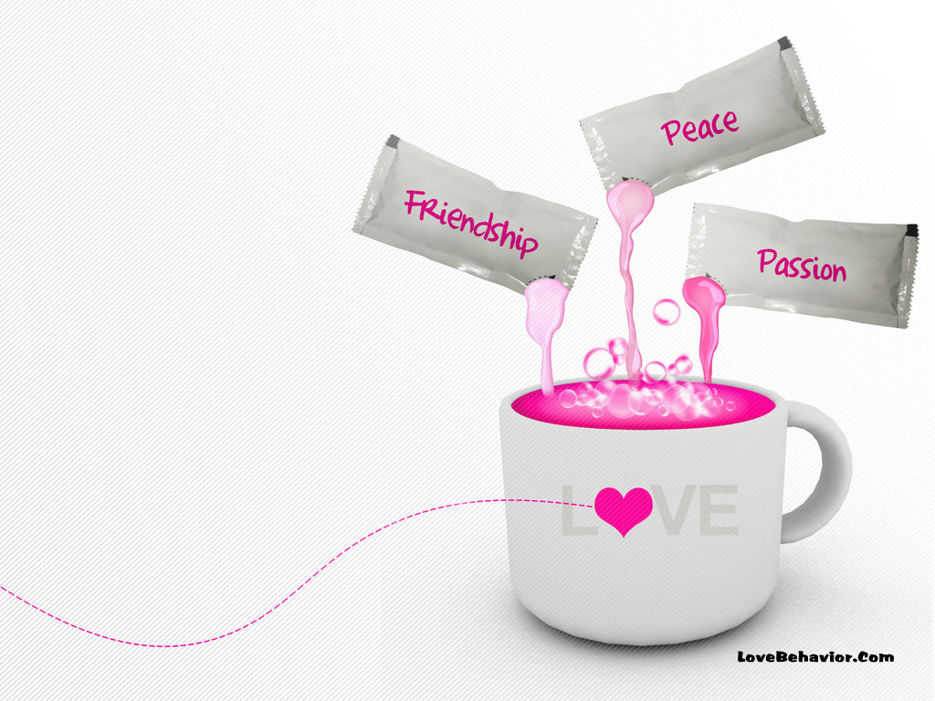 A Cup Of Love God The Creator Wallpaper 10417221