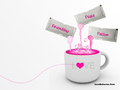 A cup of Love ! - god-the-creator wallpaper