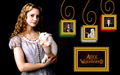 Alice Wallpaper - Photo Frames - alice-in-wonderland-2010 wallpaper