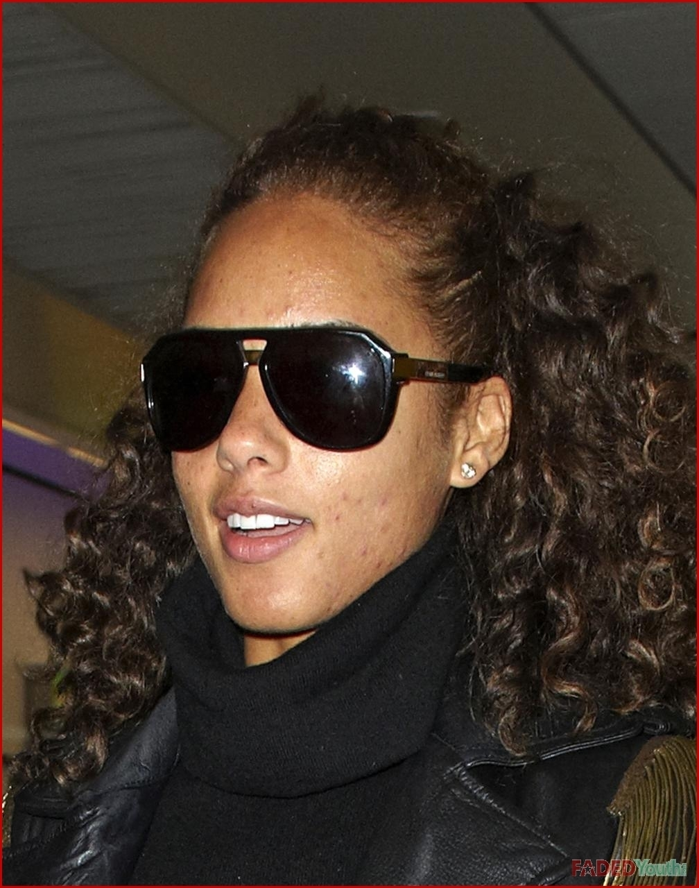 Celebrity gossip alicia keys s acne