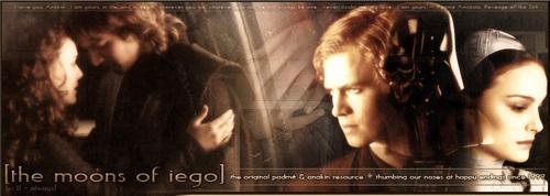 Anakin & Padmé banner
