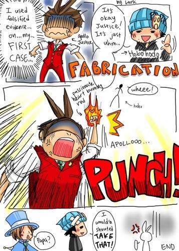 Apollo punch, punzone