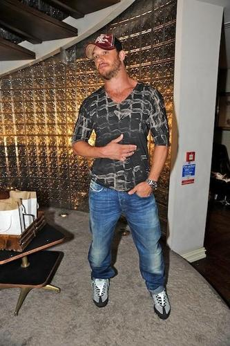 At Diesels Denim day - tom-hardy Photo