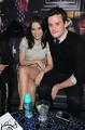 Austin Nicholls and Sophia Bush at NY Fashion Week