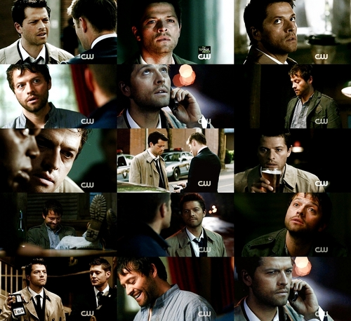 Beautiful Cas picspam