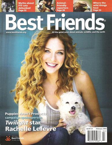 Best Друзья Magazine Scans