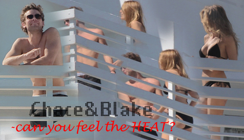Blace &lt;3 - blake-lively-and-chace-crawford Fan Art