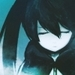 Black rock shooter - black%E2%98%85rock-shooter icon