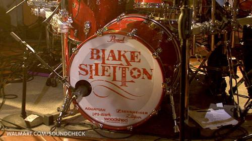 Blake Shelton @WMSoundcheck