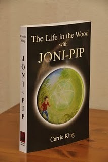 Book 1 of the Circles Trilogy: The Life in the Wood with Joni-Pip (text-only edition)