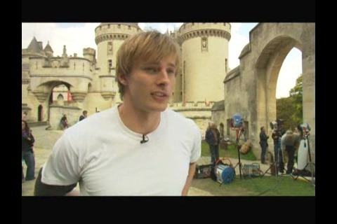 Bradley James wallpaper called Bradley James