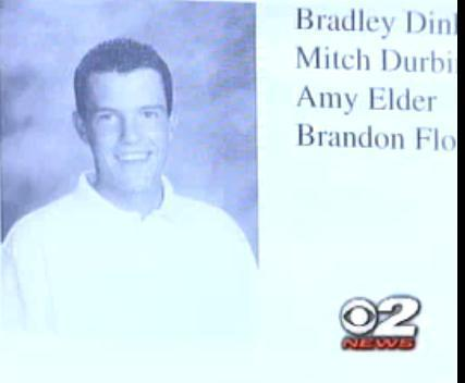 Brandon Flowers, when he was young V.2