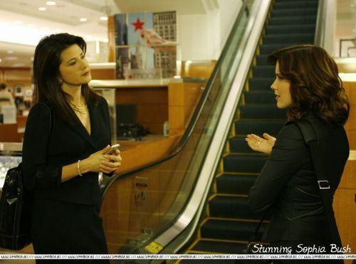 Brooke and Victoria