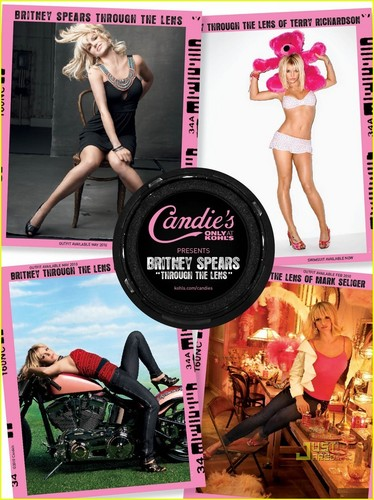 Candie's Ads For Spring 2010