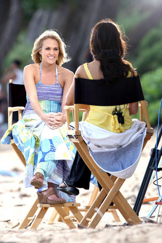 Carrie Soul Surfer Interview