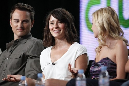 Cast at the TCA's
