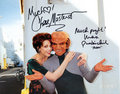Chase Masterson & Max Grodénchik - Leeta and Rom from DS9 - ferengi photo