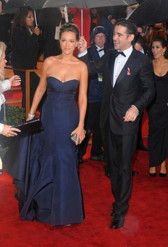 Colin Golden Globes